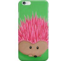 Punky Hedge! iPhone Case/Skin