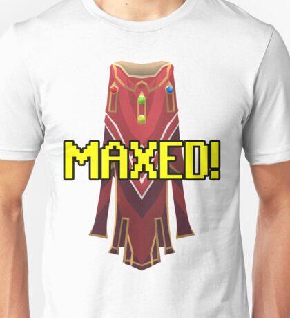 RUNESCAPE MAX CAPE! Unisex T-Shirt