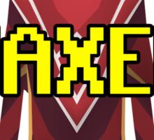 RUNESCAPE MAX CAPE! Sticker