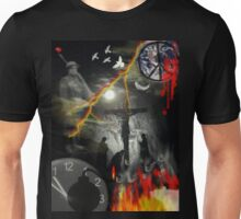 It's Time To END WAR NOW!!!! Unisex T-Shirt