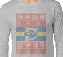 Volvo Ugly Sweater Long Sleeve T-Shirt