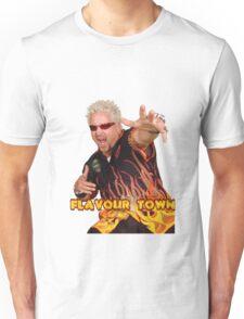 Guy Fieri Flavour Town Unisex T-Shirt