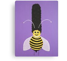 Beehive Betty Canvas Print