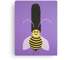 Beehive Betty Canvas Print