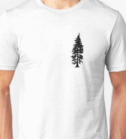 Evergreen Tree Unisex T-Shirt