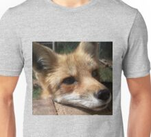 Rusty the Red Fox Unisex T-Shirt
