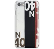 North of 40 iPhone Case/Skin