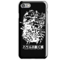 Studio Ghibli - Howl's Moving Castle iPhone Case/Skin