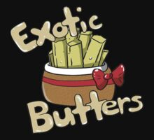 Exotic Butters (Five Nights at Freddy's SL) Kids Tee