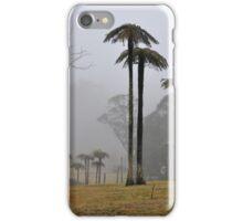 MOUNT WILSON MISTY TREE FERNS. iPhone Case/Skin