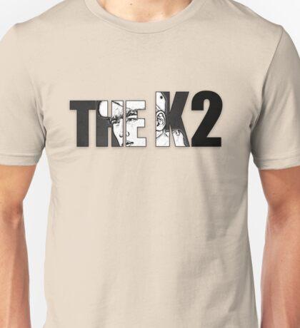 The K2 Lettering Unisex T-Shirt