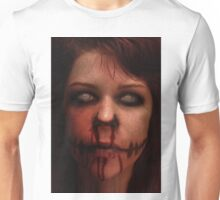 I didn't ask you to beat me Unisex T-Shirt
