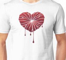 A broken heart Unisex T-Shirt