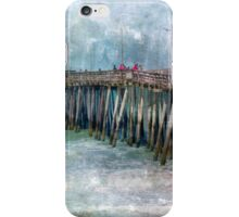 Nature's Intensity in Deep Blues iPhone Case/Skin
