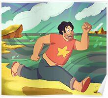 Older Steven Universe Poster