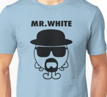 Mr White Unisex T-Shirt