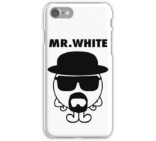Mr White iPhone Case/Skin