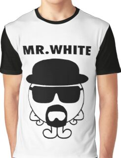Mr White Graphic T-Shirt