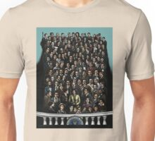 FOR THE AGES - Obama Civil Rights Inaugural Unisex T-Shirt