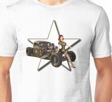 Military Rat Rod Unisex T-Shirt