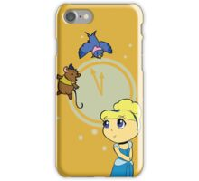 One Who Talks to Animals iPhone Case/Skin