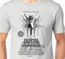 Vampire Cheerleaders On Acid Unisex T-Shirt