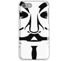 V Obviously iPhone Case/Skin