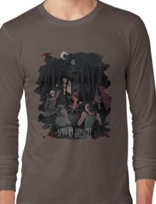 dead by daylight - campers Long Sleeve T-Shirt