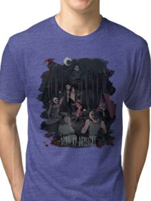 dead by daylight - campers Tri-blend T-Shirt