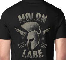 Molon Labe T-shirt Unisex T-Shirt