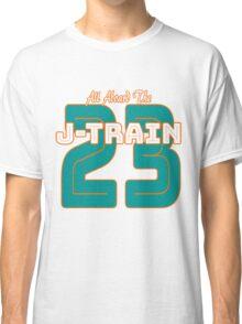 All Aboard the Ajayi J-Train Tshirt Classic T-Shirt
