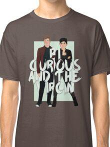 bi-curious and the virgin Classic T-Shirt