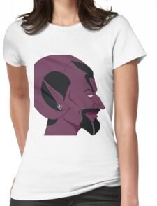 Dominion, Eldest Silver Child Profile Womens Fitted T-Shirt