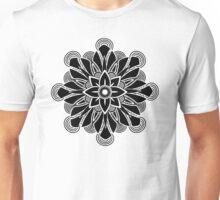 Mandala Flower 9 Unisex T-Shirt