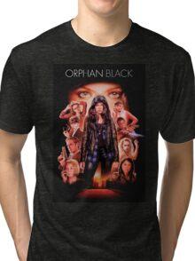 ORPHAN BLACK Tri-blend T-Shirt