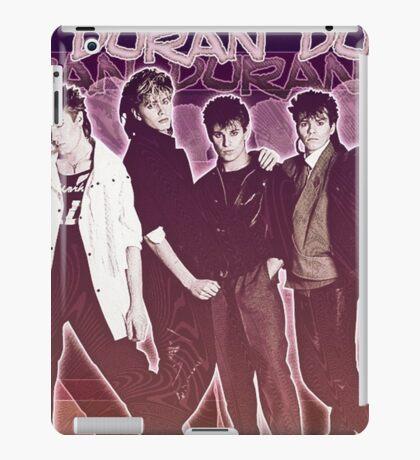 Duran Duran Vintage cover iPad Case/Skin