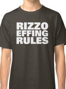 RIZZO RULES! Classic T-Shirt