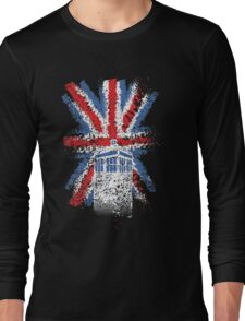 BRITISH TIME TRAVELLERS Long Sleeve T-Shirt