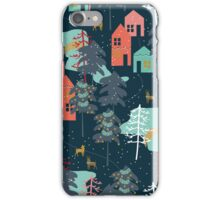 Family Gatherings iPhone Case/Skin