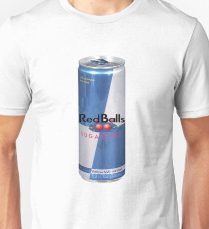 Red Balls Unisex T-Shirt