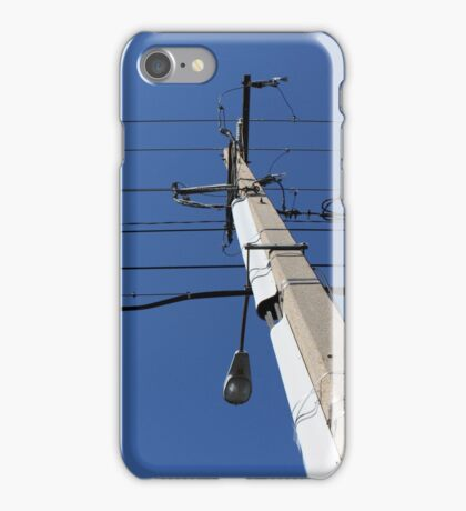 Telephone Wires iPhone Case/Skin