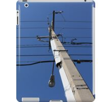 Telephone Wires iPad Case/Skin