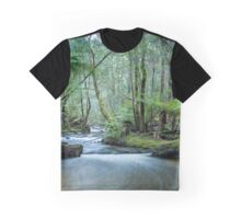 Serene Tasmania Graphic T-Shirt