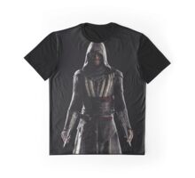 Callum Lynch Characters of The Assassins Creed Graphic T-Shirt