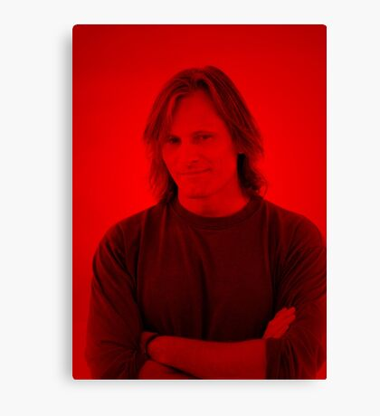Viggo Mortensen - Celebrity Canvas Print