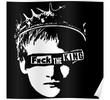 Fuck the king Poster