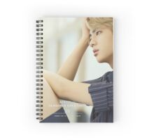 bts jin Spiral Notebook