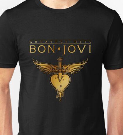 Bon Jovi The Greatest Hits Unisex T-Shirt