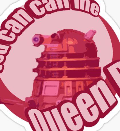 Queen Dalek Sticker