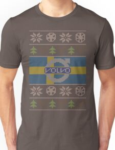 Volvo Ugly Sweater V2 Unisex T-Shirt